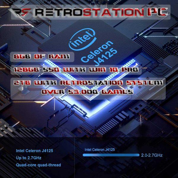 RetroStation PC Specs 2