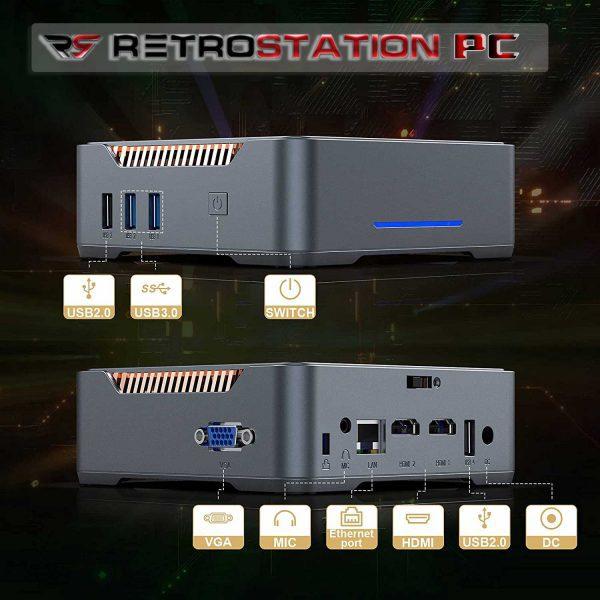 RetroStation PC Specs