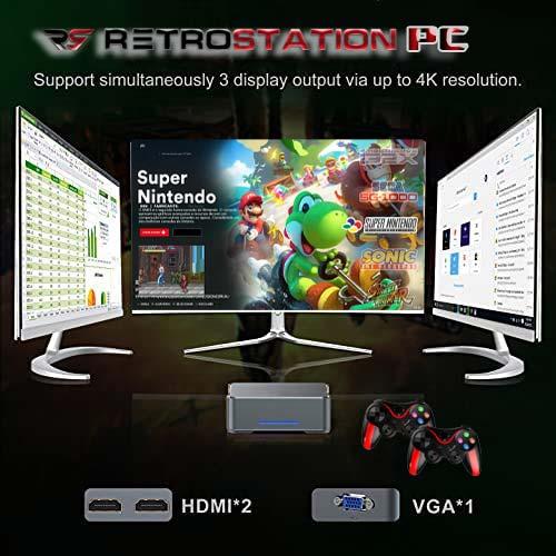 RetroStation PC up to 3 screens