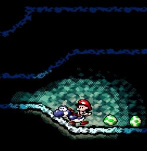 yoshi-super nintendo_Retro console