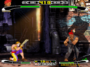 Capcom vs. SNK 2 EO - Retro Console
