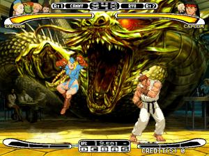 Capcom vs. SNK: Millennium Fight 2000 Prologue