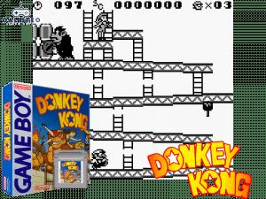 Donkey Kong - Retro Gaming Console