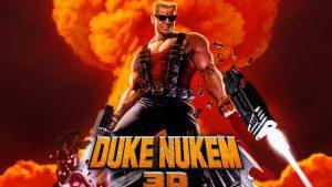 Duke Nukem 3D - Retro Game Console