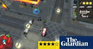 GTA: Chinatown Wars - Retro Gaming Console