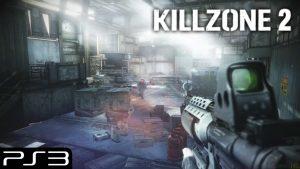 KILLZONE 2 - RETRO GAMING CONSOLE
