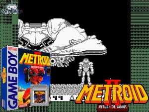Metroid II: Return of Samus - Retro Gaming Console