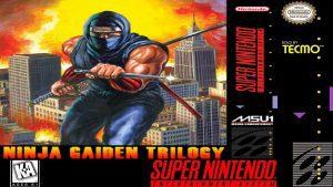 Ninja Gaiden - Retro Game Console