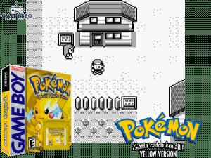 Pokemon Games - Retro Gaming Console