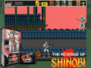 The Revenge Of Shinobi - Mega Drive