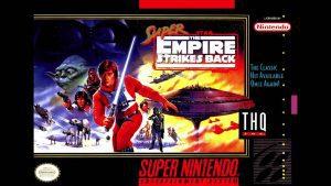 Super Star Wars - Retro Game Console