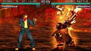 Tekken; Dark Resurrection - Retro Gaming Console