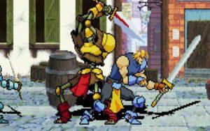 GUARDIAN HEROES - Retro Console