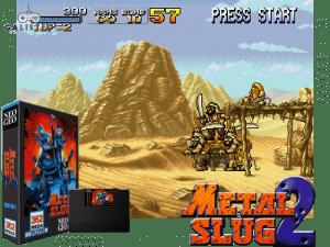 Metal Slug 2 - Retro Console