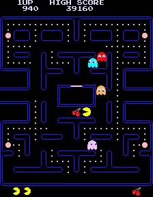 Pac Man - Retro Console