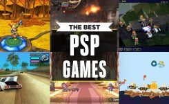 Retro Gaming Console | Best Games for PSP