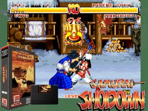 Samurai Shodown - Retro Gaming Console